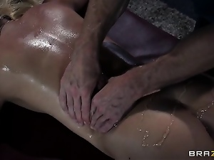 Ass, Blondes, Hardcore, Massage
