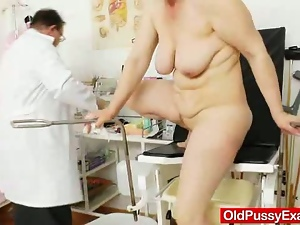 Fetish, Gyno exam, Mature, Milf