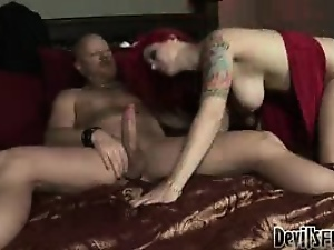 Bisexual, Blowjob, Threesome