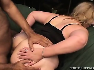 Anal, Bbw, Blondes, Fat, Hardcore, Interracial