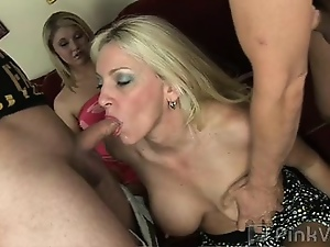 Action, Blondes, Couple, Hardcore, Horny, Milf, Swingers, Wife