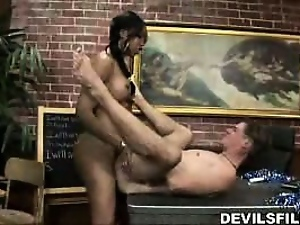 Cheerleader, Shemale fucks guy, Shemales, Transsexual