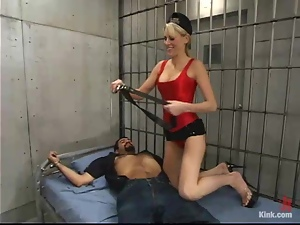 Bdsm, Blondes, Femdom, Fucking, Humiliation, Jail, Prison, Punish, Slave, Torture
