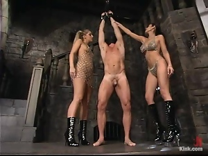 Basement, Bitch, Femdom, Fucking, Humiliation, Sexy, Slave, Torture