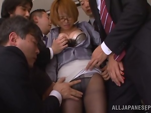 Asian, Bra, Funny, Gangbang, Glasses, Hardcore, Japanese, Office, Pantyhose, Redheads, Sexy