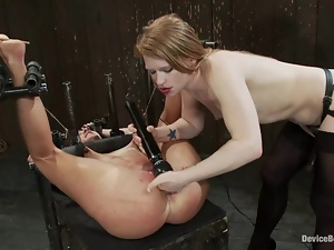Basement, Bdsm, Bondage, Chick, Cute, Femdom, Fetish, Girlfriend