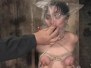 Bdsm, Bondage, Choking play, Rough, Slave, Torture
