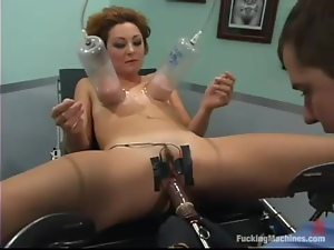 Bdsm, Fetish, Horny, Machine sex, Medical, Milf
