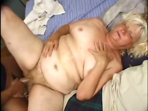 Blondes, Drilled, Fat, Granny, Hairy, Mature, Ugly