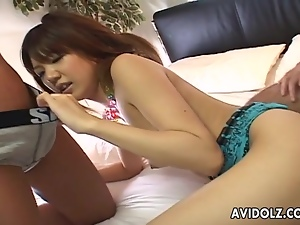 Asian, Babes, Brunettes, Dick, Hardcore, Japanese, Mmf, Reality, Threesome
