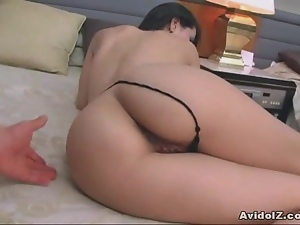 Asian, Babes, Brunettes, Couple, Fucking, Hardcore, Japanese, Reality, Sexy, Thong, Uncensored