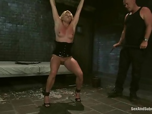 Basement, Bdsm, Fetish, Spanking, Torture