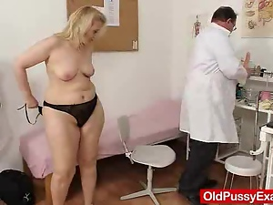 Big tits, Blondes, Chubby, Couple, Gyno exam, Hardcore, Mature, Natural boobs, Pantyhose, Reality