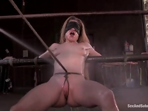 Bdsm, Black, Bound, Chick, Fetish, Fucking, Ranch, Torture, White