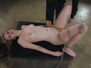 Babes, Blondes, Bondage, Casting, Couple, Hardcore, Humiliation, Natural boobs, Reality, Tattoo, Tied up