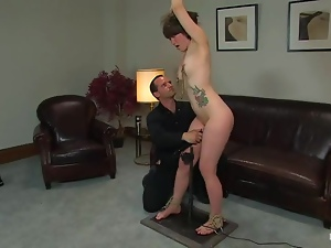 Bdsm, Bondage, Brunettes, Casting, Cougar, Couple, Hardcore, Milf, Natural boobs, Petite, Reality, Tattoo, Torture