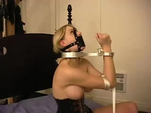Bdsm, Blondes, Hogtied, Humiliation, Sexy, Slave, Torture