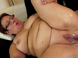 Bbw, Brunettes, Fucking, Granny, Mature, Shaved