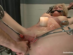 Bdsm, Blondes, Bound, Fucking, Hospital, Prison, Sexy, Torture