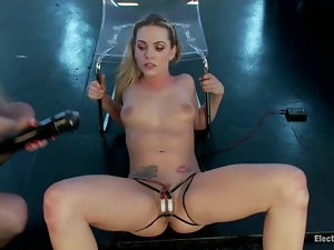 Bdsm, Dildo, Electrified, Humiliation, Sexy, Slave, Torture