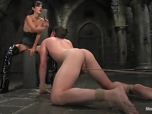 Basement, Bdsm, Domination, Femdom, Fucking, Humiliation, Shy, Slave, Torture