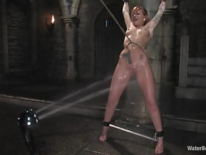 Bdsm, Bondage, Fetish, Hogtied, Redheads