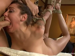 Ass, Bdsm, Bondage, Fucking, Mouthful, Princess