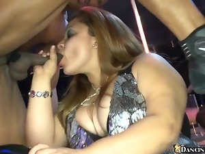 Blowjob, Cfnm, Chick, Dick, Fucking, Hardcore, Party, Public, Sucking
