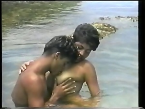 Beach, Brazilian, Facials, Tits