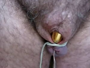 Amateur, Gay, Masturbating, Orgasm, Sex toys, Small cock