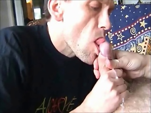 Blowjob, Gay, Mature, Swedish