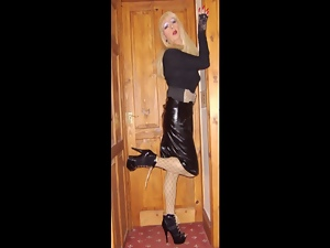 Amateur, Crossdressing, Gay, Master