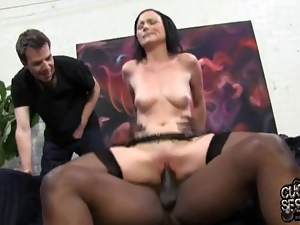 Anal, Butt, Cuckold, Facials, Fucking, Husband, Interracial, Milf, White, Whore, Wife