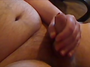 Amateur, Gay, Masturbating, Small cock