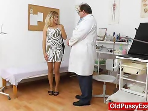 Doctor, Gyno exam, Pussy