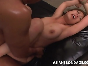 Asian, Babes, Fucking, Japanese, Tied up