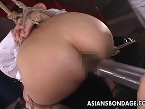 Asian, Babes, Bondage, Enema, Japanese