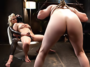 Femdom, Licking, Mistress, Pain, Slave, Toes