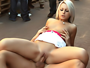 Ass, Blowjob, Boobs, Dick, Fucking, Hardcore, Huge, Juggs, Oral, Outdoor, Public, Pussy, Riding, Tits