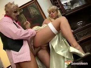Beautiful, Blondes, Hardcore, Monster, Nylon, Teens