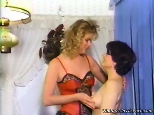 Blondes, Hairy, Lesbian, Surprise, Transsexual, Vintage