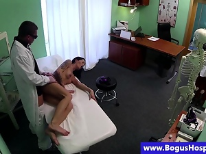 Brunettes, Doctor, Fucking, Hd, Reality, Sexy