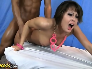 Blowjob, Brunettes, Hardcore, Hd, Massage, Teens