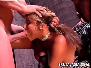 Big cock, Blowjob, Brutal, Double penetration, Drilled, European