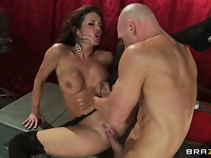 Boobs, Brunettes, Lingerie, Milf, Squirting