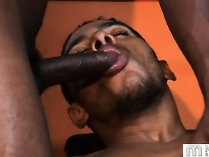 Blowjob, Gay, Gym, Muscled
