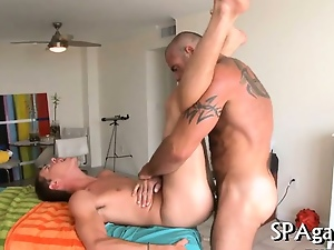 Gay, Hunk, Massage, Sexy