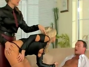 Bdsm, Bizarre, Bondage, Domination, Femdom, Fetish, Leather, Lezdom