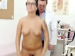 Brunettes, Clinic, Doctor, Fetish, Gyno exam, Hospital, Masturbating, Medical, Pussy, Vagina