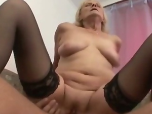 Blondes, Grandma, Granny, Hardcore, Mature, Milf, Old, Wife